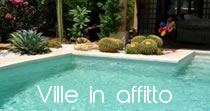 ville in affitto