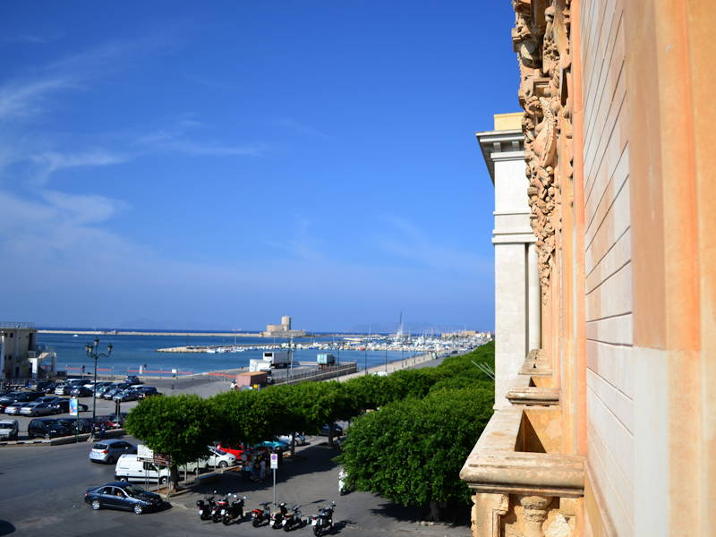 Trapani-the-Harbour-view